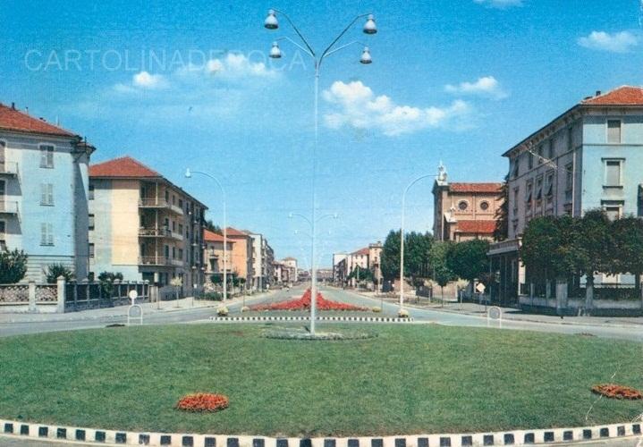 Piazza Mentana e Corso IV Novembre