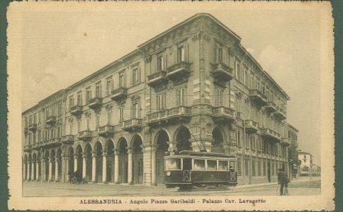 Palazzo Lavagetto – Piazza Garibaldi
