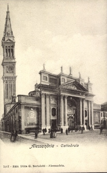 (1) Alessandria - Cattedrale