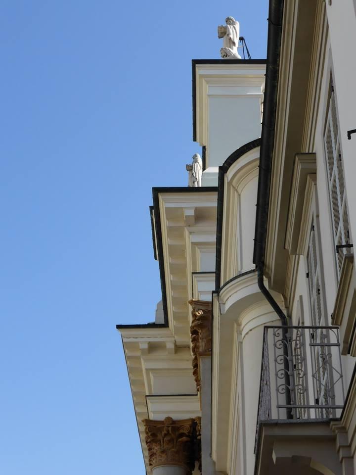 Geometrie della facciata del Duomo