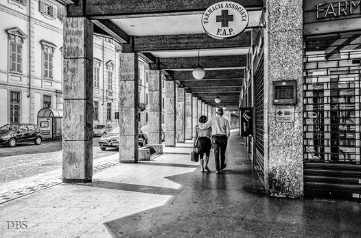Portici di Via Cavour - 2014 (foto di Sergio Di)