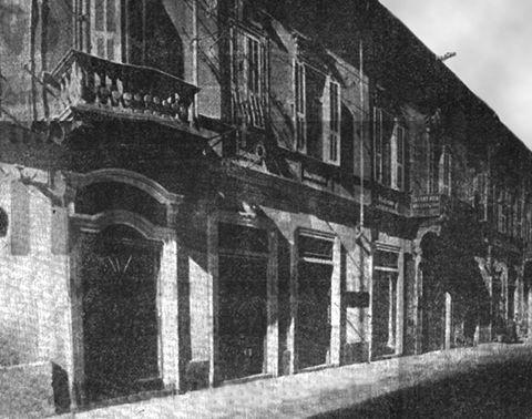 Case in C.so Roma, prima della Standa e oggi Zara.