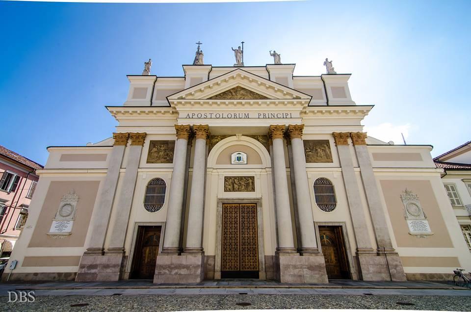 Il Duomo di Alessandria foto di Sergio Di