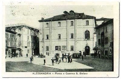Piazza e Caserma S. Stefano