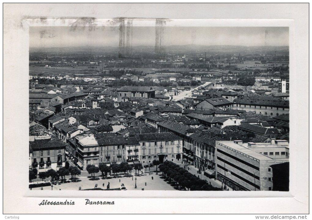 1950 - Panorama di Alessandria