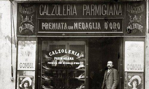 ALESSANDRIA 1919 – LA PARMIGIANA – Fattura scarpe