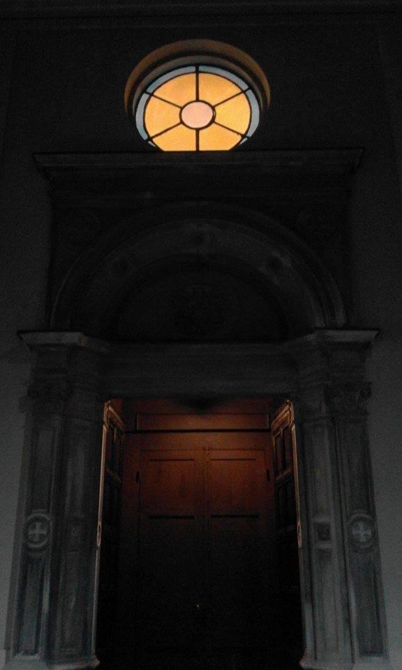 La porta Santa del Duomo aperta per il Giubileo foto Rossella Perfumo