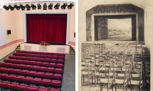 Teatro S. Francesco – Via S. Francesco d'Assisi