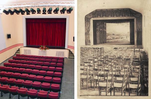 Il Teatro S. Francesco ieri e oggi