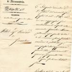 ALESSANDRIA 1835.. rapporto di polizia… nuora denuncia suocera x maltrattamenti..