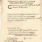 ALESSANDRIA 1775.. antica gabella..