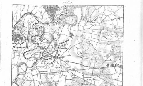 Schieramenti della Battaglia di Marengo – 14 giugno 1800