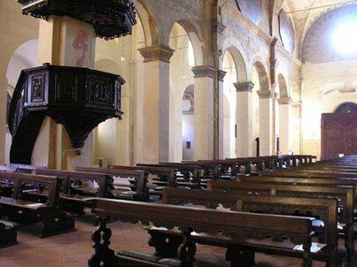 S. Maria di Castello - pulpito.