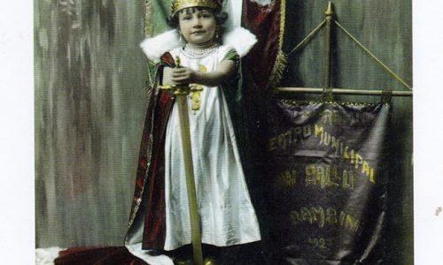 La vincitrice del gran ballo in maschera dei bambini – 1927