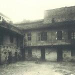 Vecchie case in via Faà di Bruno