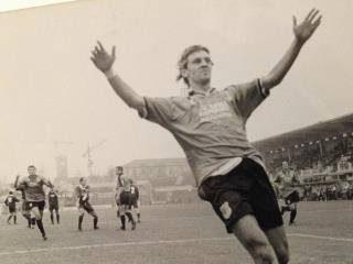 I giocatori dell'Alessandria calcio: Paolo Zirafa