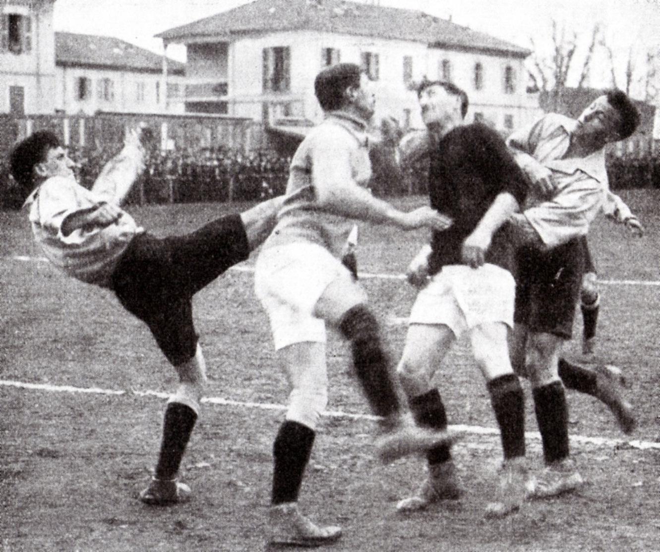 1915 - Alessandria-Milan 0-0