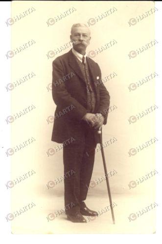 1923 ALESSANDRIA Ritratto di Angelo TAGLIAFERRI