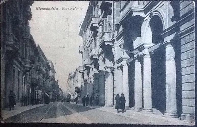 Corso Roma 1927