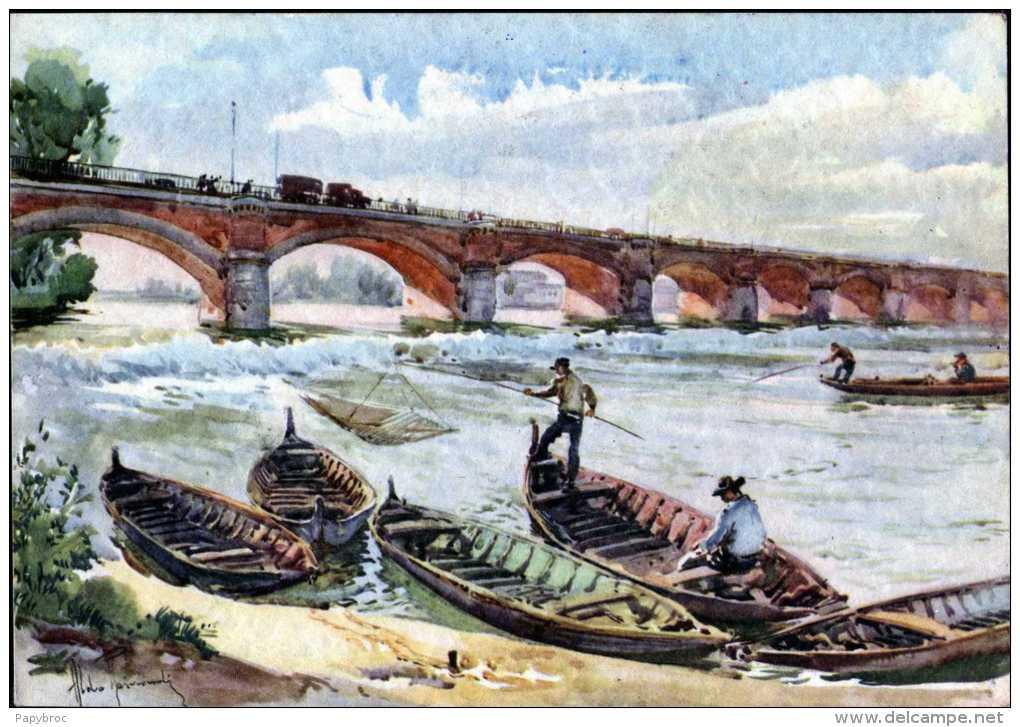 ponte sul tanaro (dipinto)