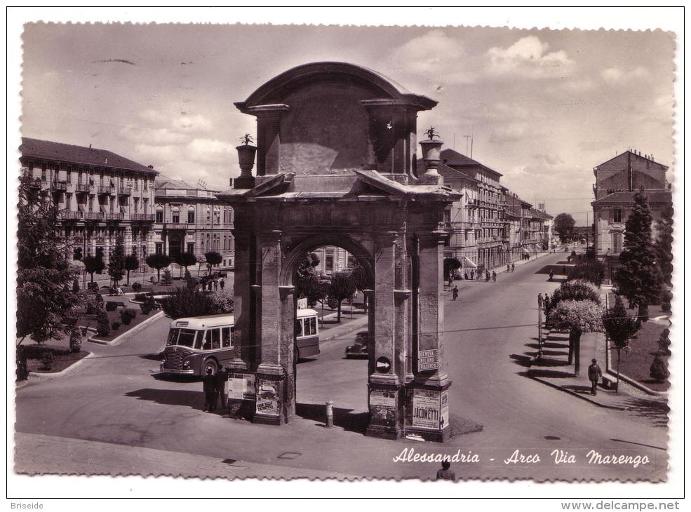 32 - Arco di via Marengo 1958
