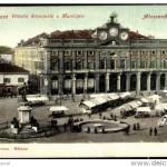 Piazza Vittorio Emanuele II – Piazza della Libertà