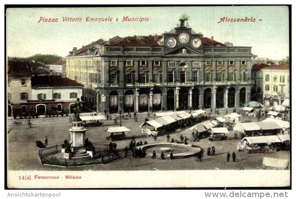Alessandria - Piazza V. Emanuele