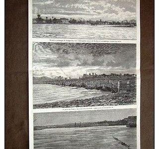 Inondazione Tanaro nel 1879