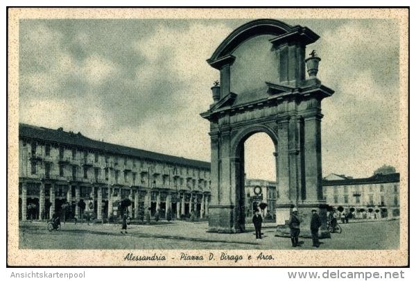 (5) Alessandria - Piazza Birago e Arco