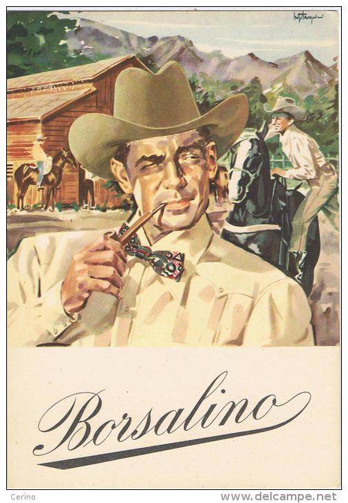 Pubblicità cappellificio Borsalino