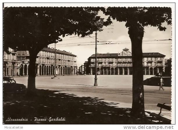 AL - PIAZZA GARIBALDI 1957
