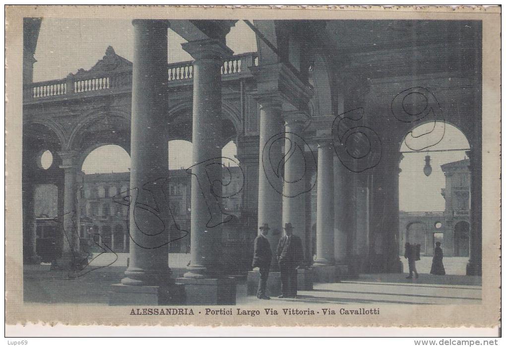 AL - PORTICI LARGO VITTORIA