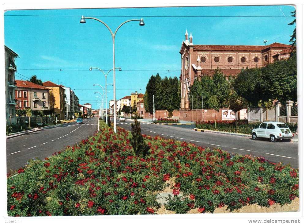 ALESSANDRIA - Corso IV Novembre - 1974