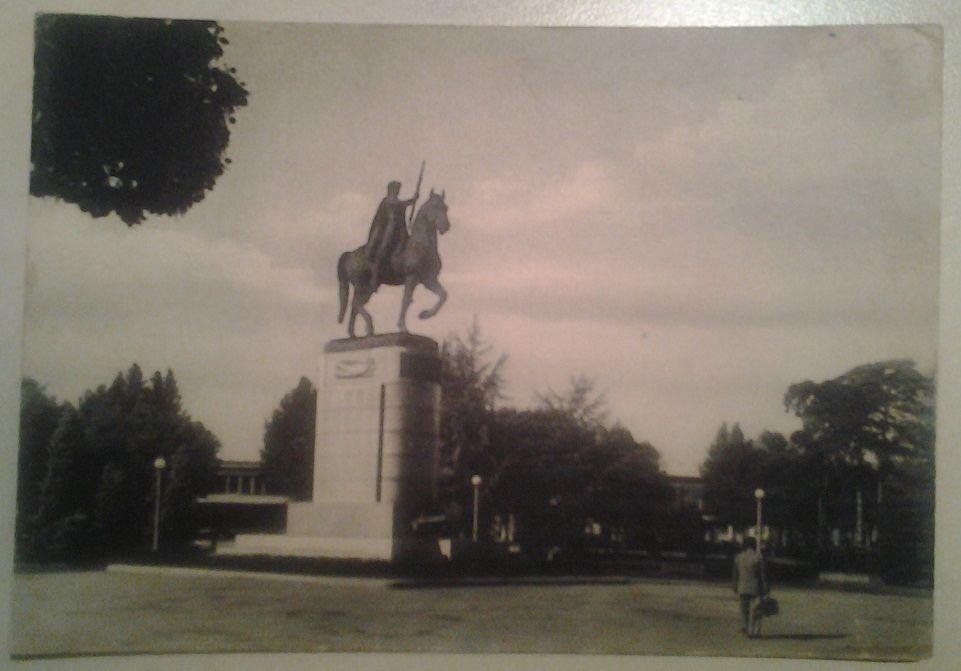 ALESSANDRIA , MONUMENTO AI CADUTI VG 1955