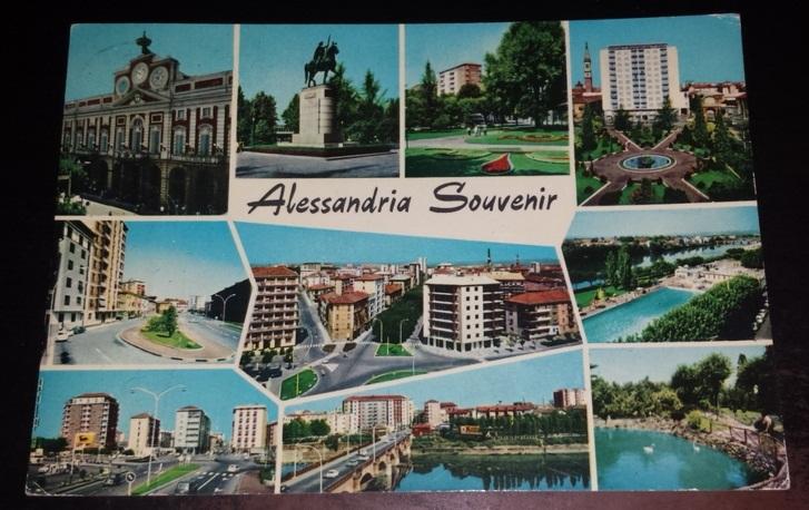 ALESSANDRIA-PANORAMA-PONTE-GIARDINO-MONUMENTO-DISTRIBUTORE-DI-BENZINA-AGIP