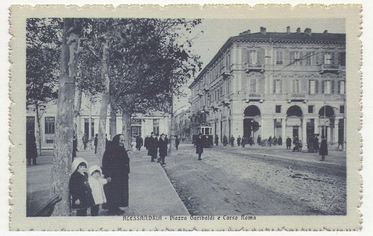 Piazza Garibaldi e Corso Roma