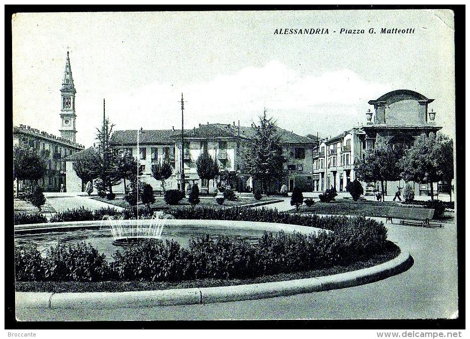 ALESSANDRIA - PIAZZA MATTEOTTI 4