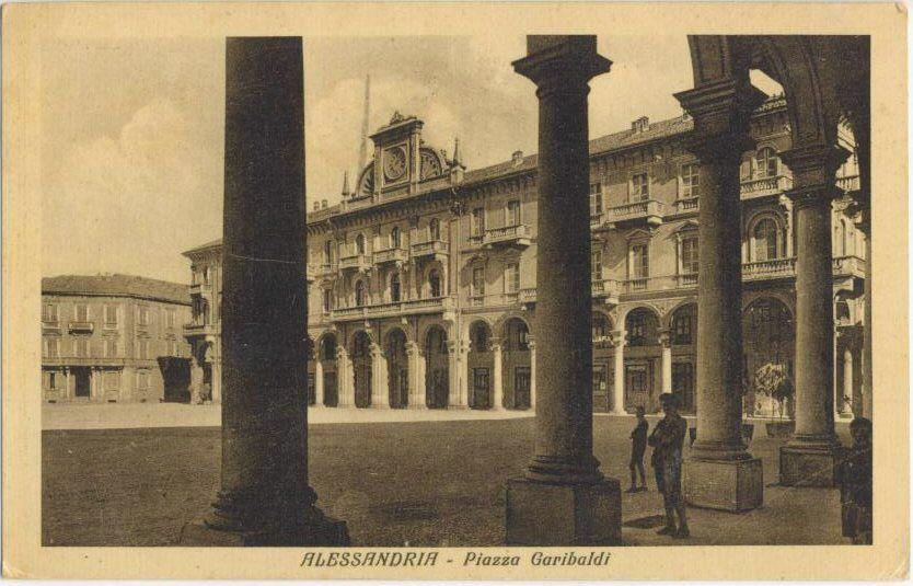ALESSANDRIA - Piazza Garibaldi - 2