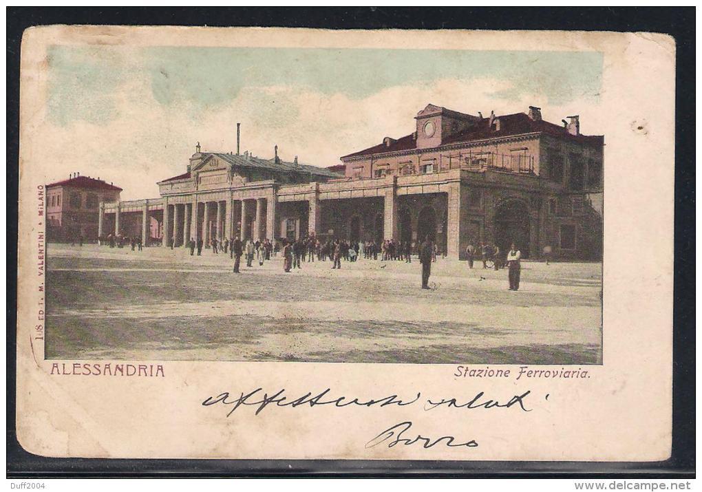 ALESSANDRIA - STAZIONE FERROVIARIA