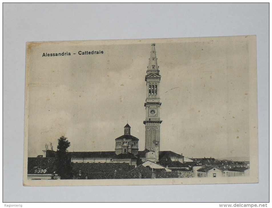 Alessandria - Cattedrale 1932