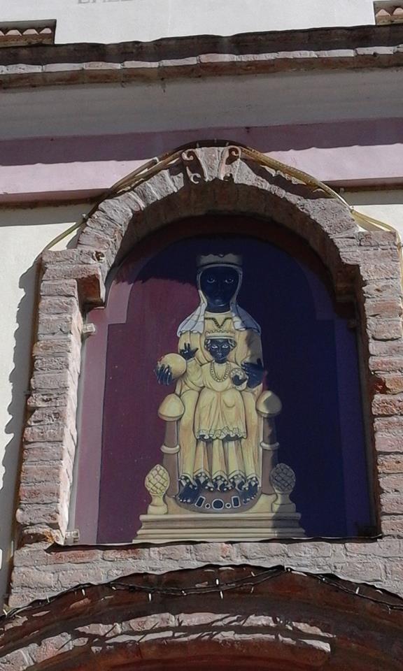 Alessandria, Chiesetta della Madonna del Monserrato (1625) - foto Rossella Perfumo.2