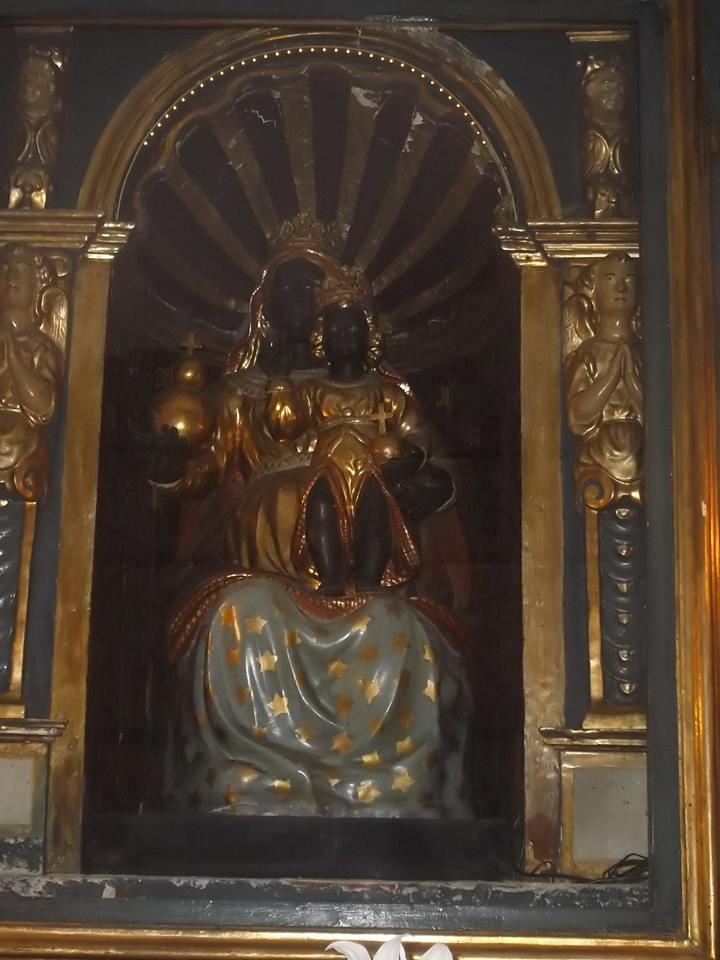 Alessandria, Chiesetta della Madonna del Monserrato (1625) - foto Rossella Perfumo.6