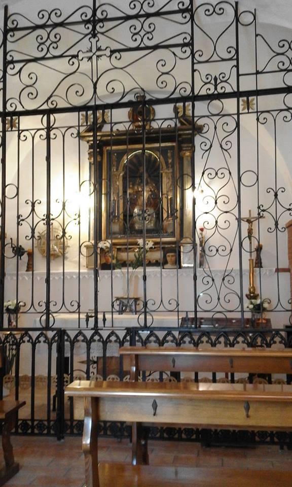 Alessandria, Chiesetta della Madonna del Monserrato (1625) - foto Rossella Perfumo.9