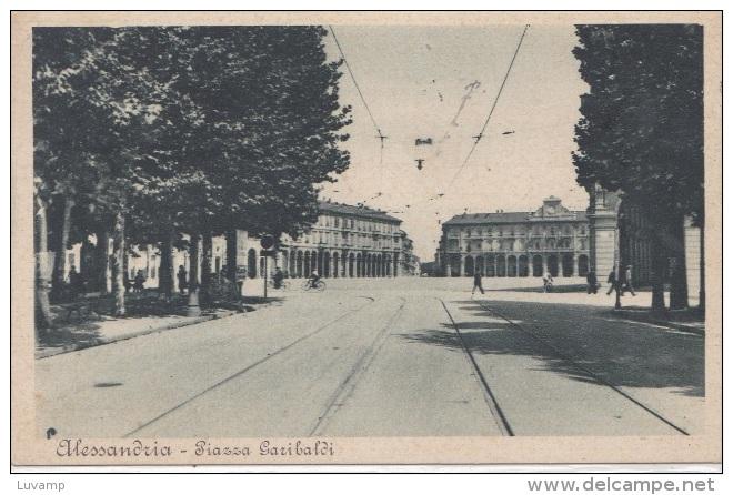 Alessandria - Piazza Garibaldi