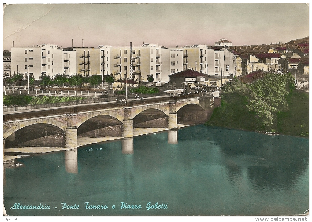 Alessandria - Ponte Tanaro