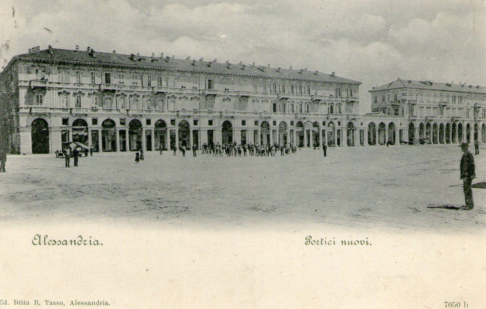 Alessandria - Portici nuovi