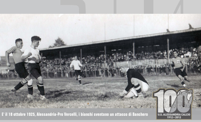 Alessandria-Pro Vercelli 1925