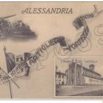 Alessandria – Saluti dal 10 Reggimento Artiglieria