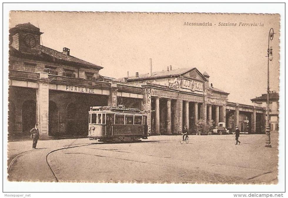 Alessandria - Stazione