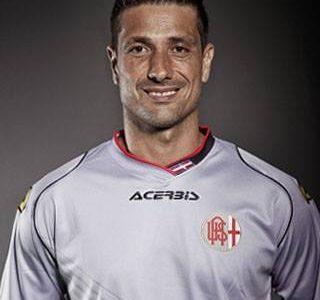 I Giocatori dell'Alessandria Calcio – Andrea Servili (Portiere)